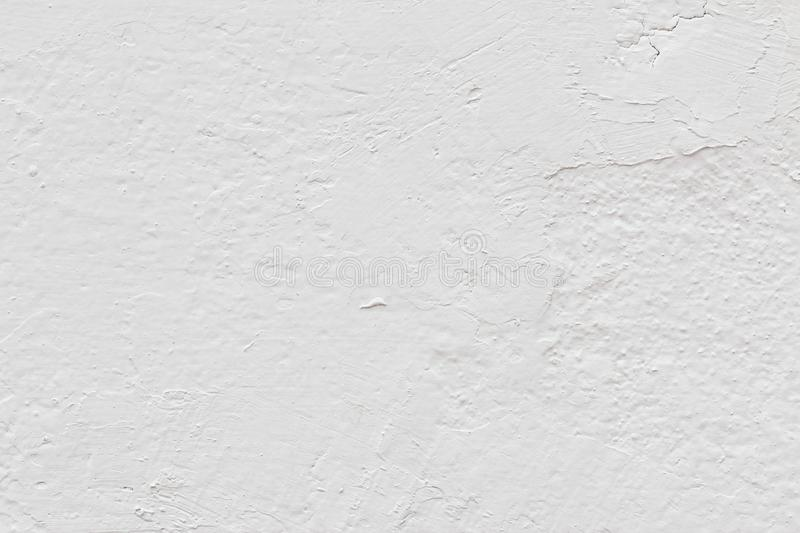 Old white concrete wall texture. Abstract, aged, antique, architecture, art, backdrop, background, beauty, blank, building, cement, clean, closeup royalty free stock photos