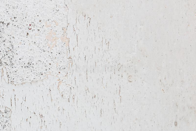 Old white concrete wall texture. Abstract, aged, antique, architecture, art, backdrop, background, beauty, blank, building, cement, clean, closeup stock images