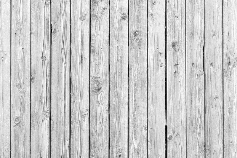Old white weathered wood texture royalty free stock image