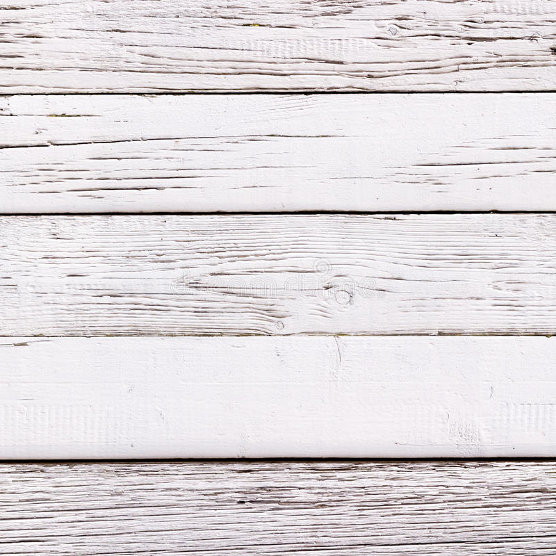 The old white wood texture with natural patterns background stock image