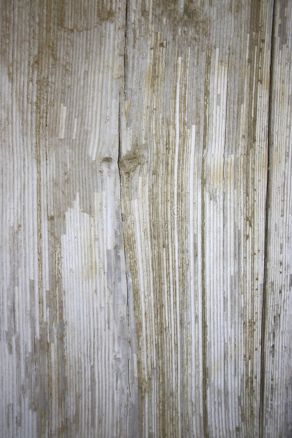 Old white wood texture with natural patterns background stock images