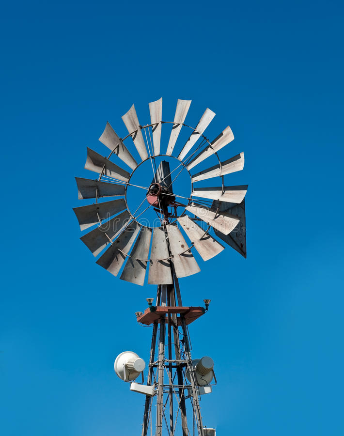 Free Old Wind Mill Stock Photos - 16136143