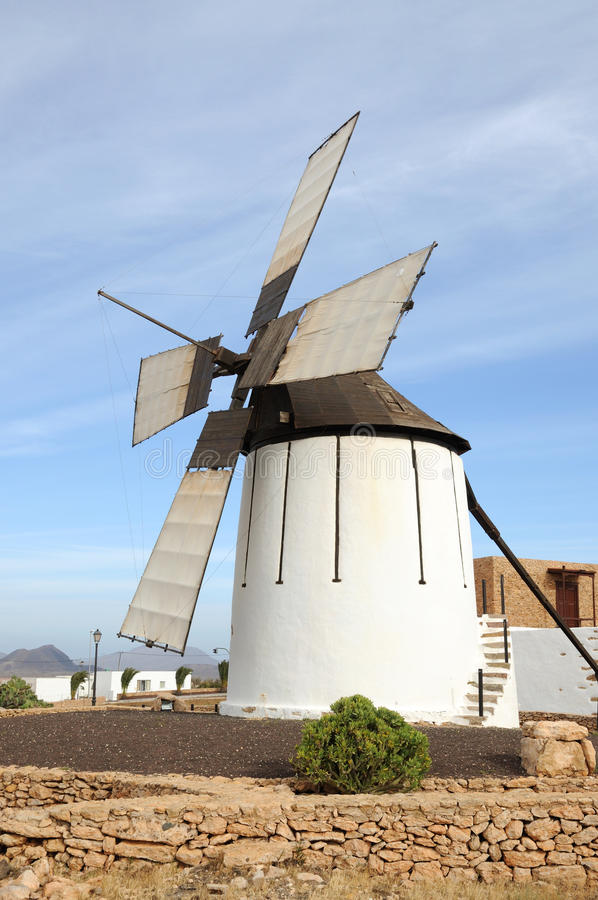 Download Old windmill stock photo. Image of scenery, spain, historic - 14737574