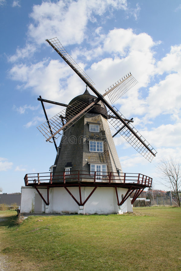 Download Old Windmill Stock Photo - Image: 2251070