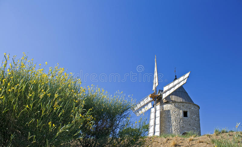 Download Old windmill stock image. Image of rural, energy, stone - 23670739
