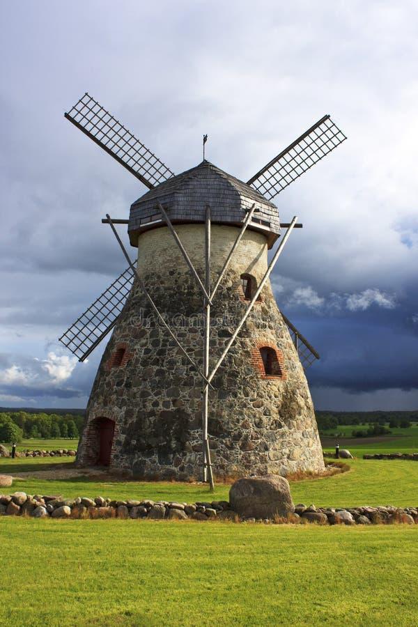 Free Old Windmill Stock Photo - 27004190