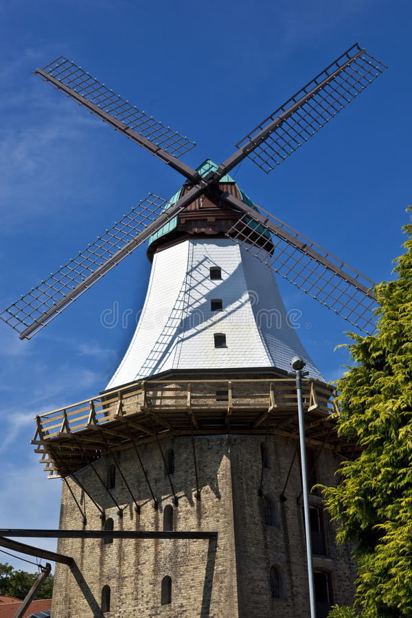 Free Old Windmill Stock Image - 27084031