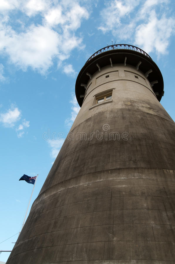 Old Windmill, Brisbane royalty free stock images
