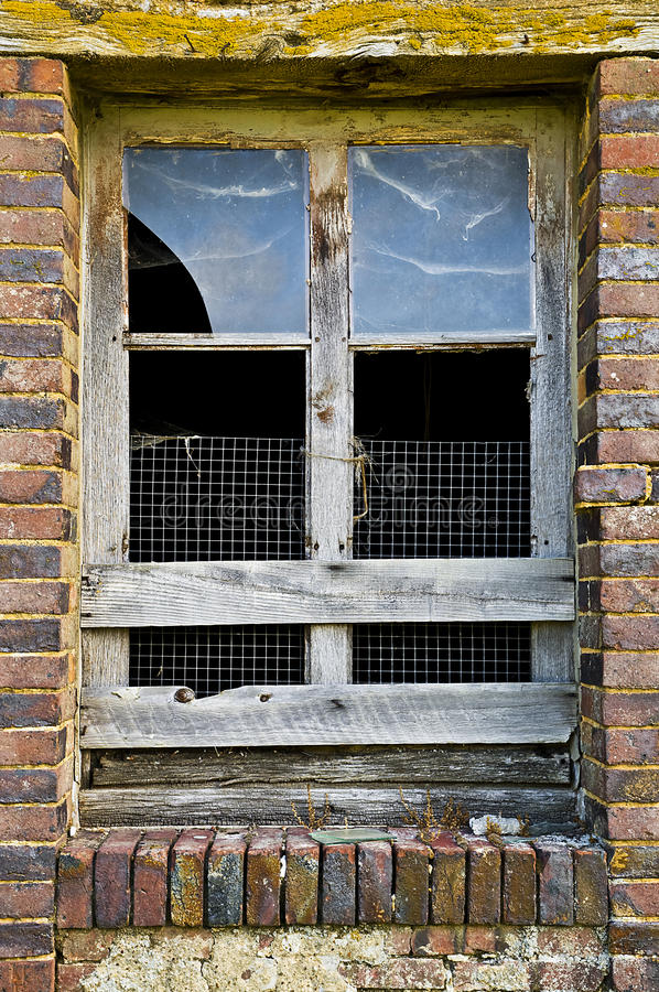 Free Old Window Stock Photography - 16029142