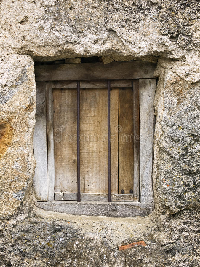 Download Old window closed stock photo. Image of ancient, house - 26046990