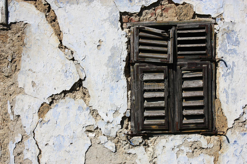 Download Old window-shader stock image. Image of detail, typical - 25696669