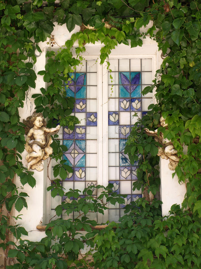 Download Old Window in Valldemossa stock photo. Image of house - 11500846