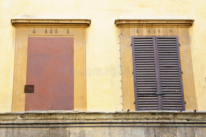 Download Old windows stock image. Image of abstract, jalousie - 11364485