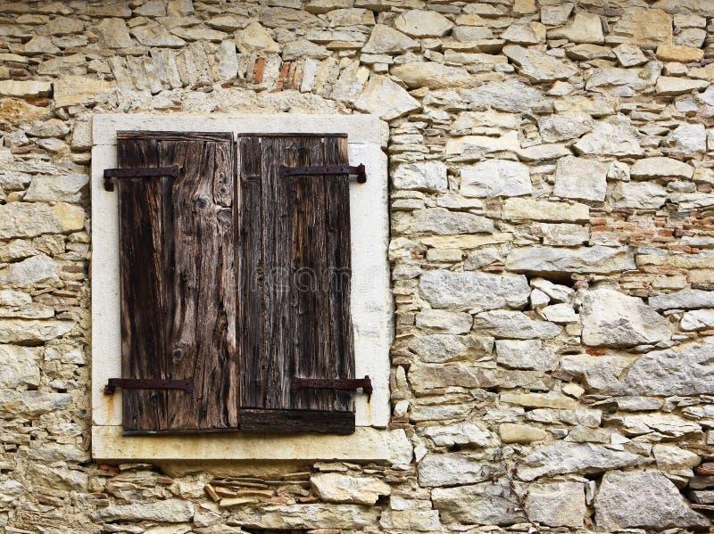 Old windows stock photos