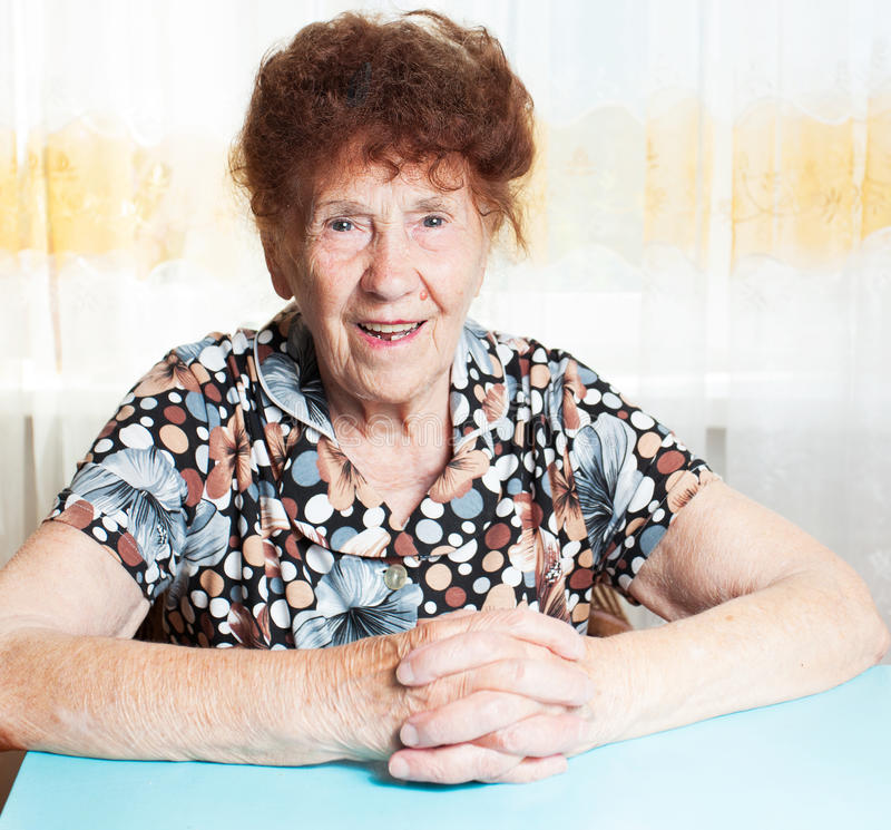 Free Old Woman Royalty Free Stock Image - 51393856