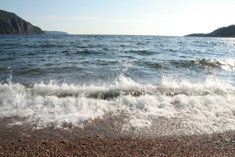 Old Woman Bay Shoreline