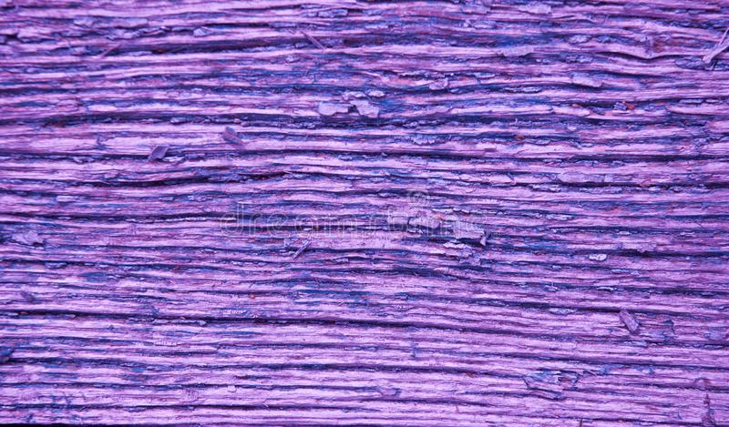 Old wood. Background of old board and cracked paint royalty free stock photo