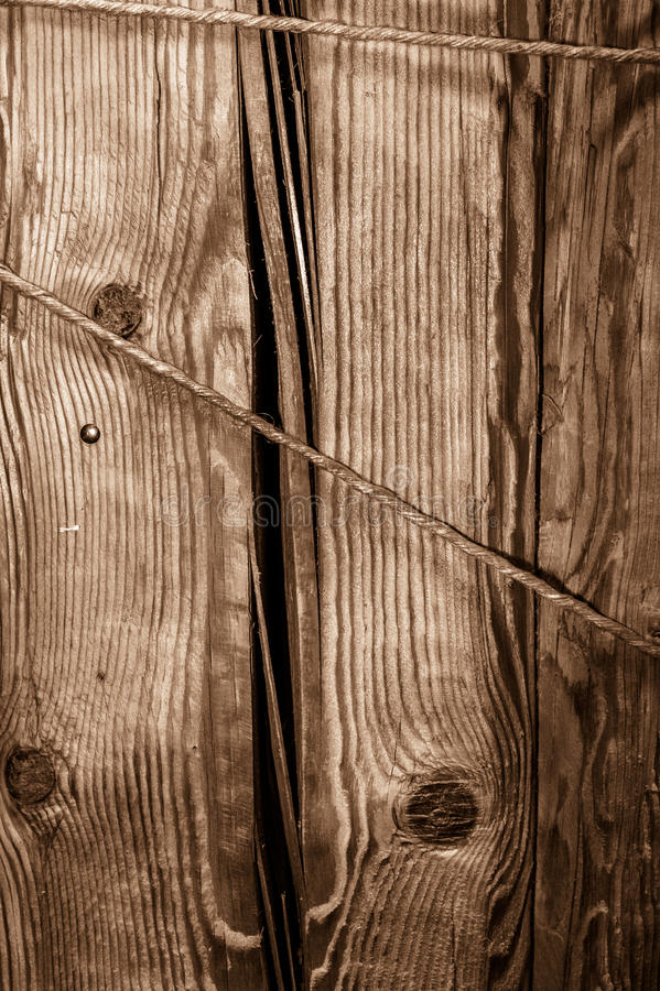Old Wood Background Royalty Free Stock Images