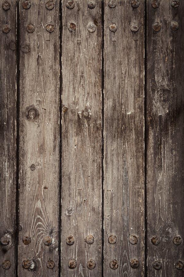 Free Old Wood Door Stock Photography - 30019952
