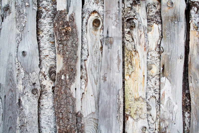 Charmant Old Wood Fence