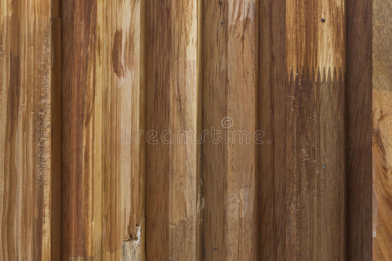 Old wood plank brown texture background. royalty free stock photo
