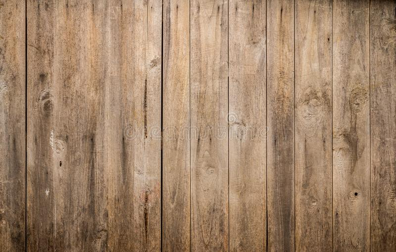 Old wood plank texture background stock images