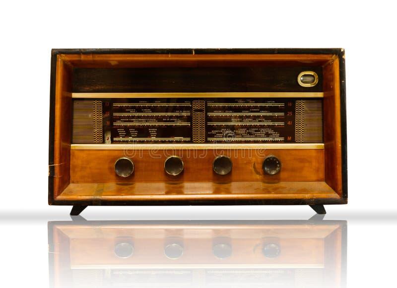 Download Old Wood Radio stock photo. Image of studio, historic - 20967070