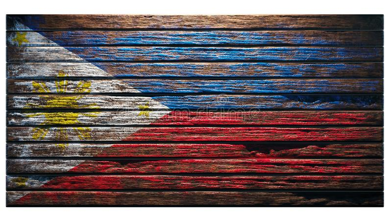 Old wood texture background vector illustration