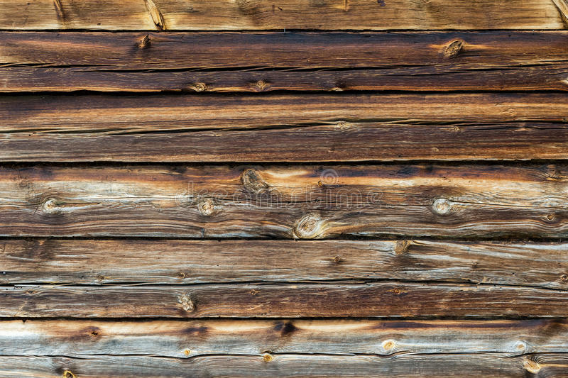 The old wood texture with natural patterns. Old wood texture with natural patterns royalty free stock photography