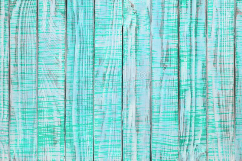 Download Old Wood Texture Painted In Teal Or Turquoise Color Light Blue Stock Image