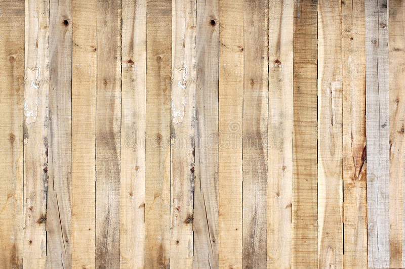 Old wood texture of pallets. stock photography