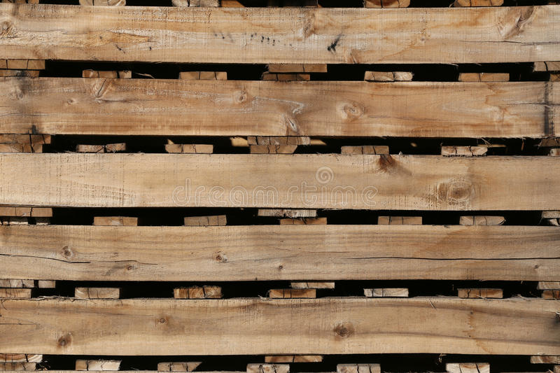 Old Wood Texture Of Pallets For Background. Stock Image ...