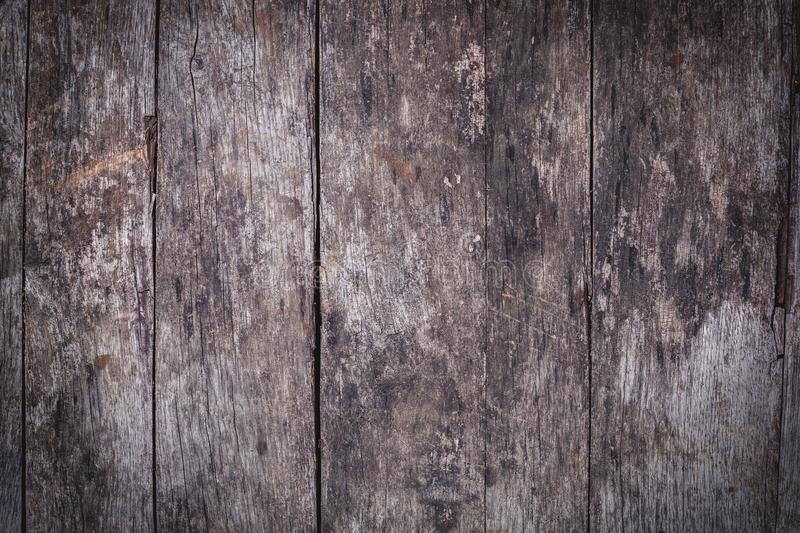 Old wooden background or texture. Wood table or floor. stock images