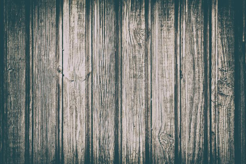 Old wooden boards rustic texture - retro rural background stock image
