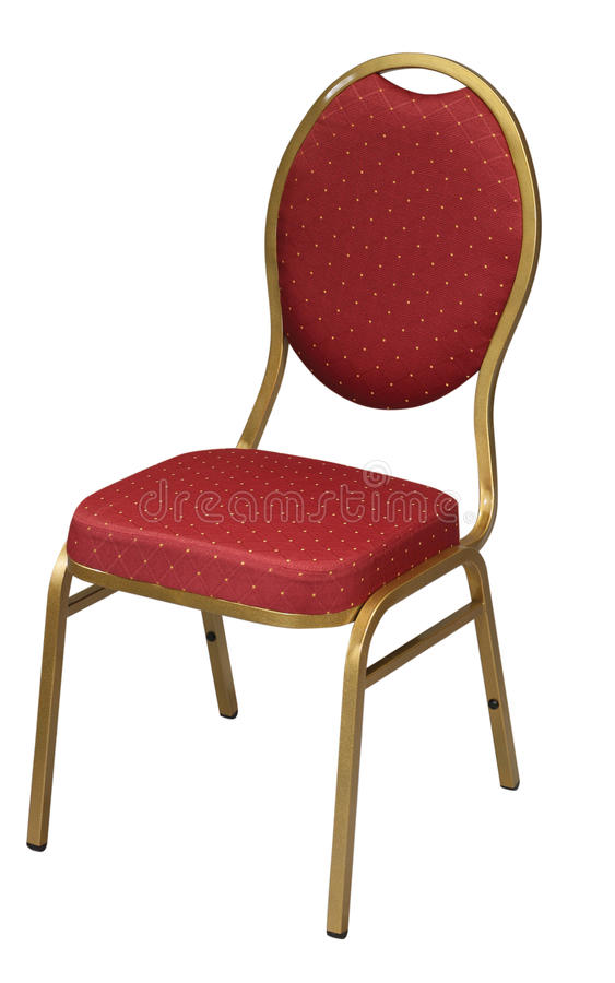 Download Old wooden chair stock image. Image of padded, decoration - 12652237