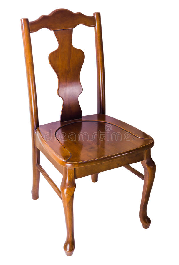 Download Old Wooden Chair, Vintage Style Stock Photo   Image Of Brown,  Craft:
