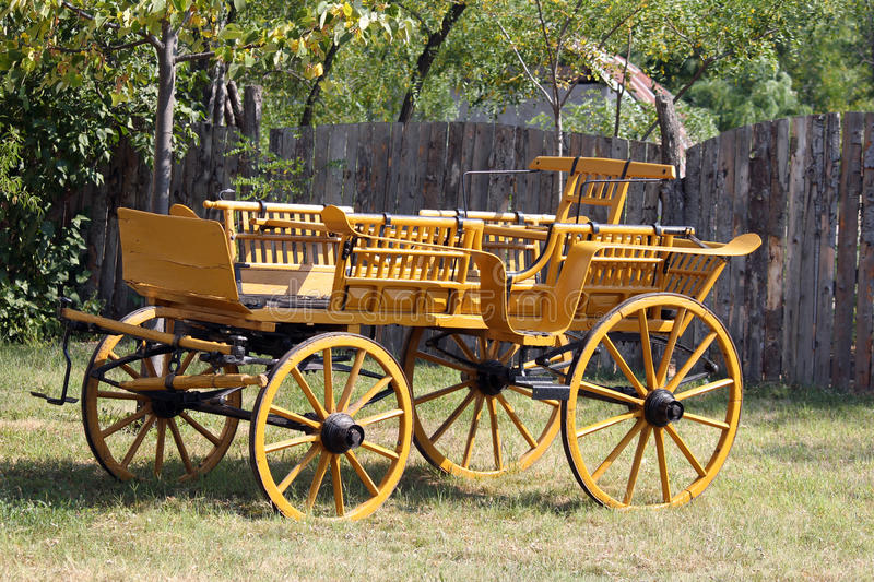 Download Old Wooden Coach Stock Images - Image: 28792324