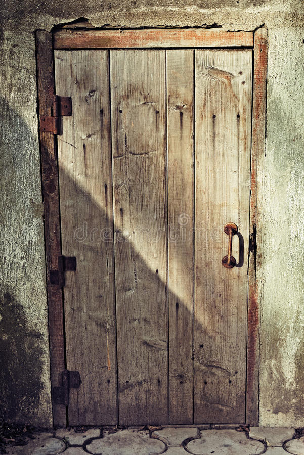 Download Old Wooden Door Royalty Free Stock Photos - Image: 11928848