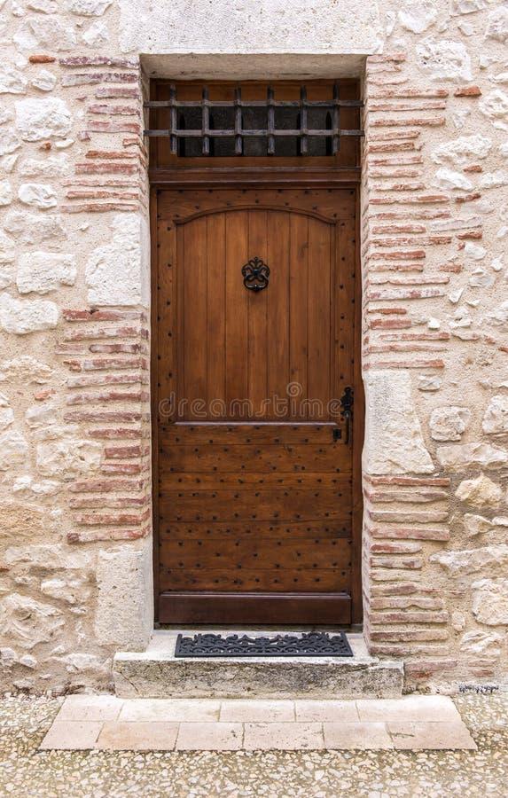 Free Old Wooden Door Stock Photography - 34150162