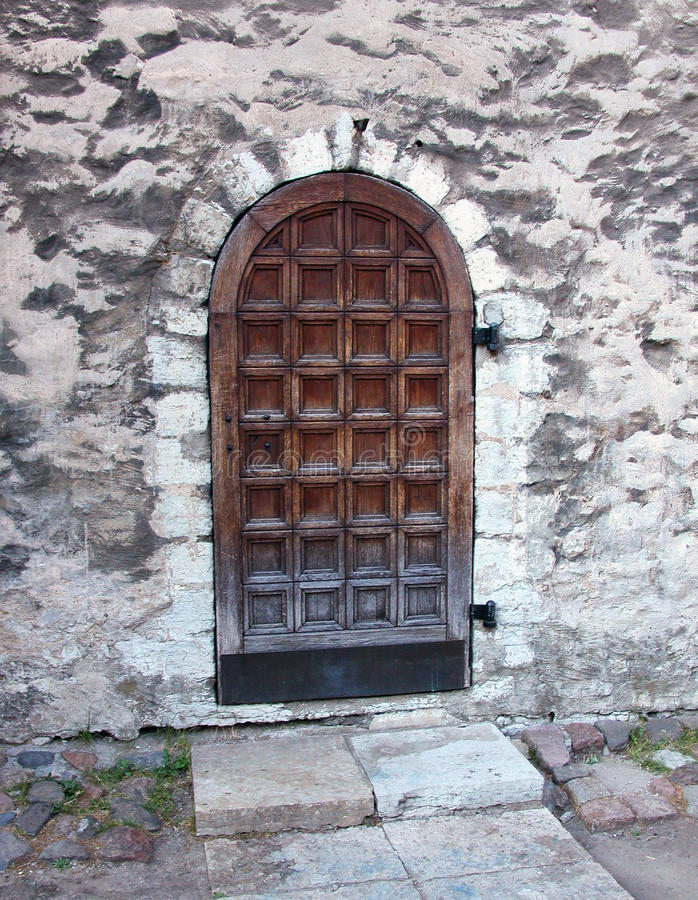 Download Door Tallin stock image. Image of architectural, history - 29754765