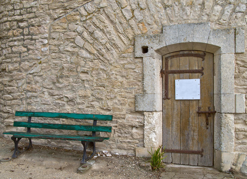 Download Old Wooden Door Of A Medieval Building Stock Photo - Image: 21008656