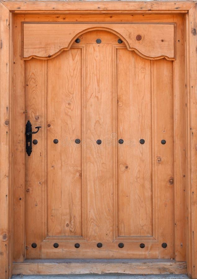 Download Old wooden door texture stock photo. Image of facade - 28536344
