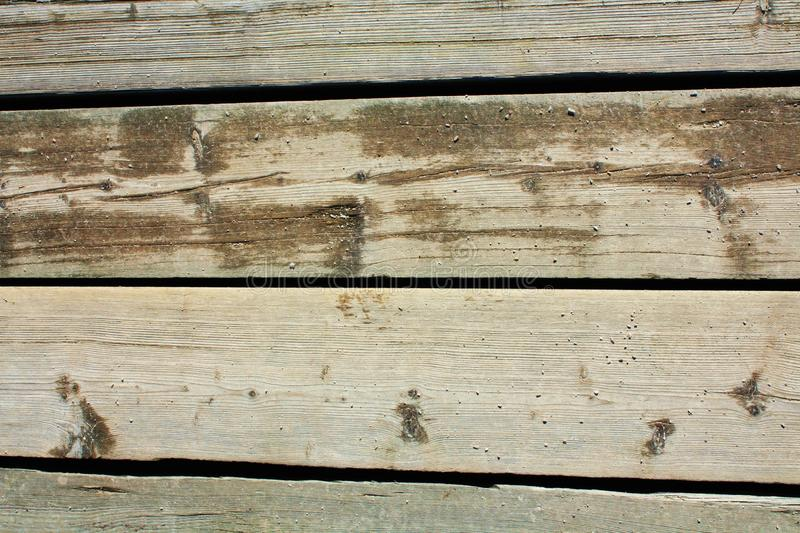 Old wooden floor royalty free stock images