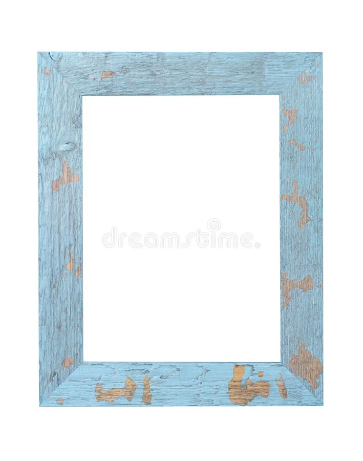 Old wooden frame stock images