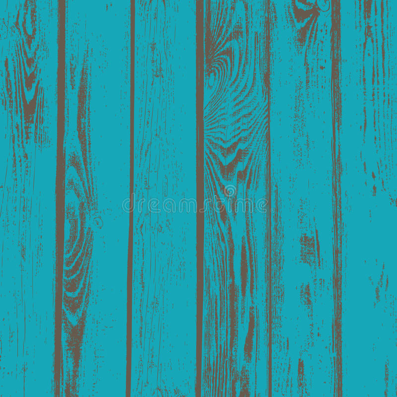 Old wooden grain planks vector texture background stock illustration