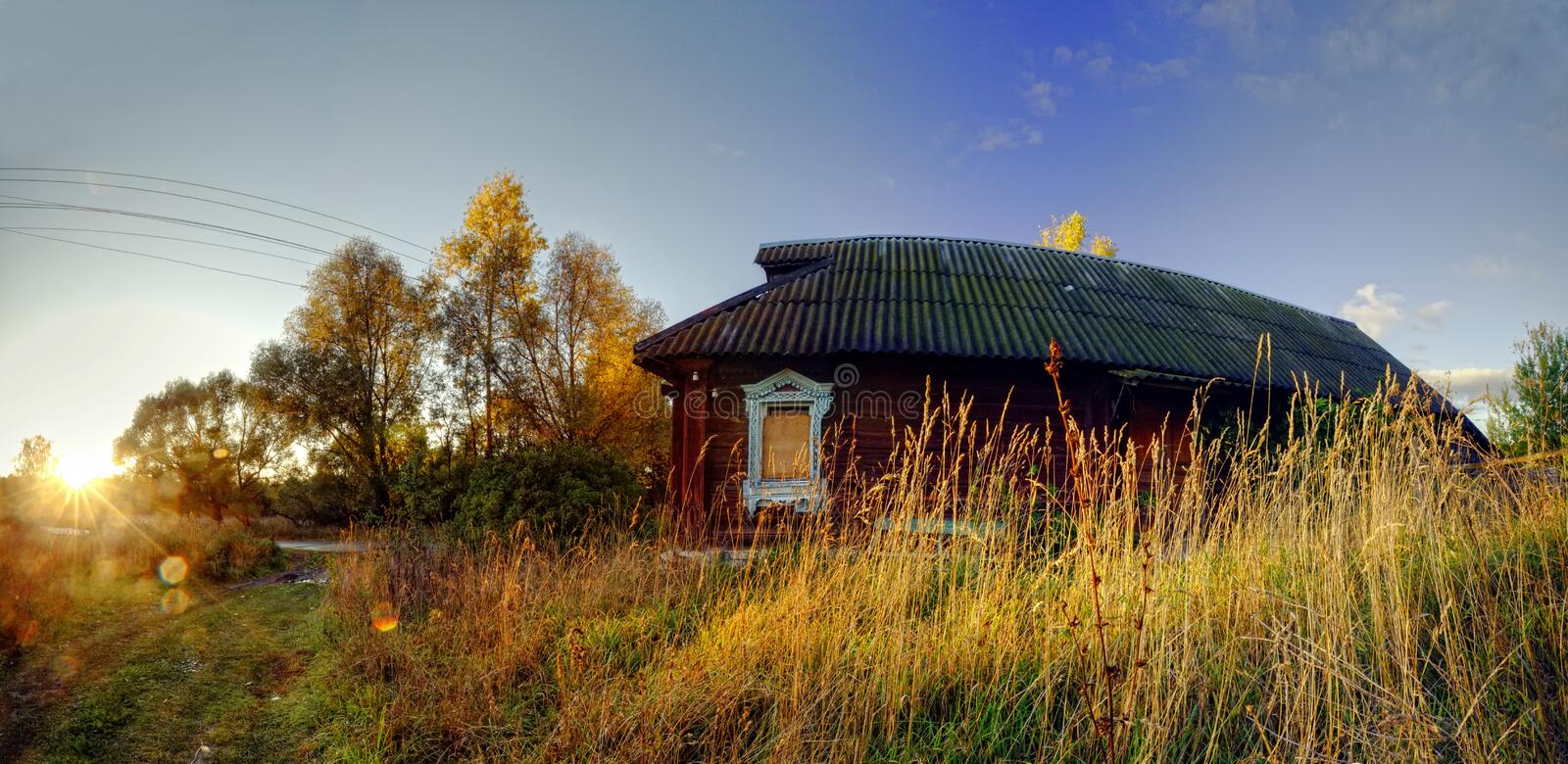 Download Old Wooden House Royalty Free Stock Photo - Image: 14623895