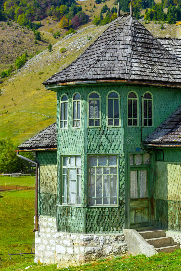 Download Old Wooden House Royalty Free Stock Image - Image: 28666326