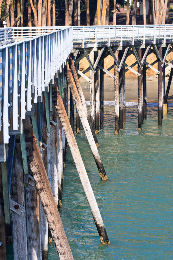 Download Old wooden pier stock image. Image of clear, nature, heaven - 22288783