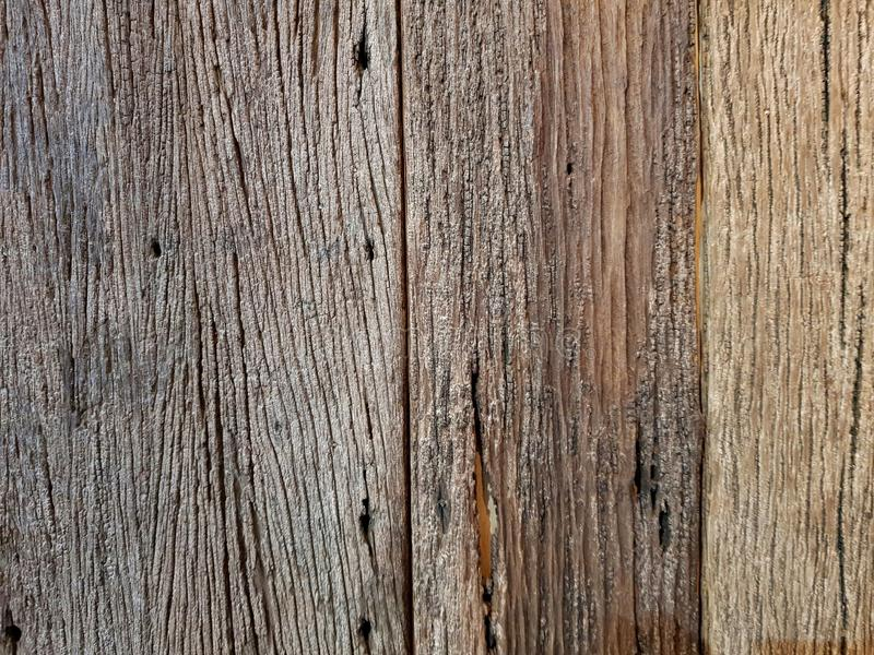 Wooden plate for a wall or floor, horizontal stock photo