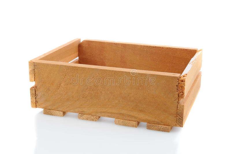 Download Old Wooden Shipping Crate stock image. Image of wooden - 25193067